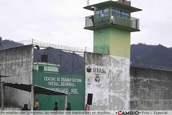 reclusorios medidas higiene