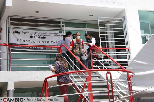 oficinas consejo distrital distrito 19