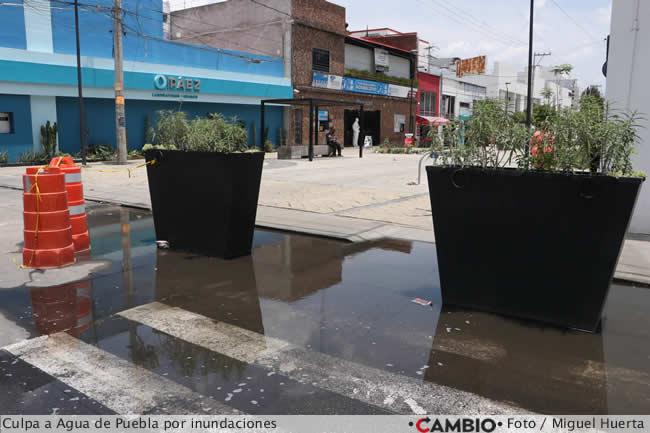 inundaciones plaza salud