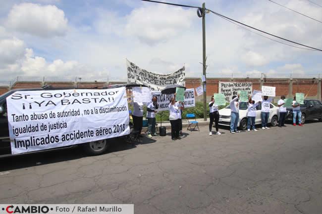 manifestacion ricardo montiel manta apoyo gobernador