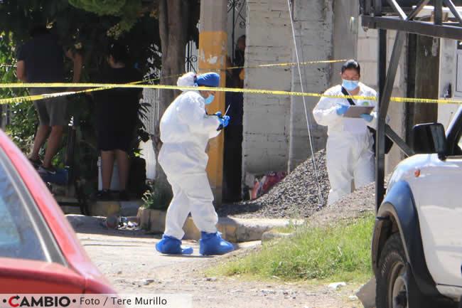 homicidio colonia popular puebla