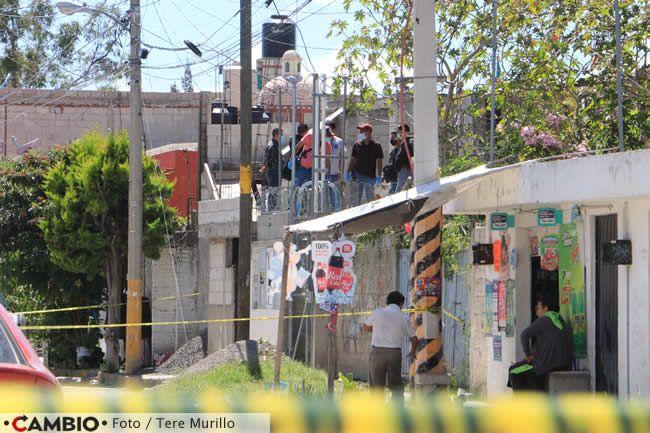 homicidio colonia popular vecinos