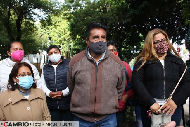 familiares custodios detenidos xoxtla