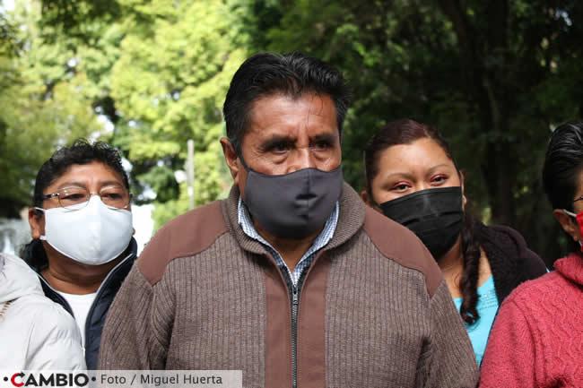 familiares custodios detenidos