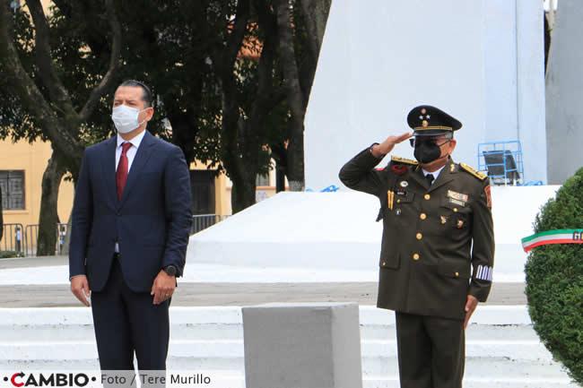 miguel ceremonia ninios heroes chapultepec