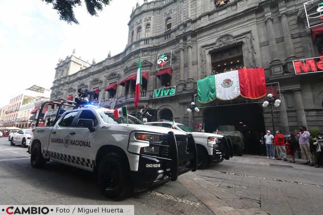 desfile zocalo guardia nacional