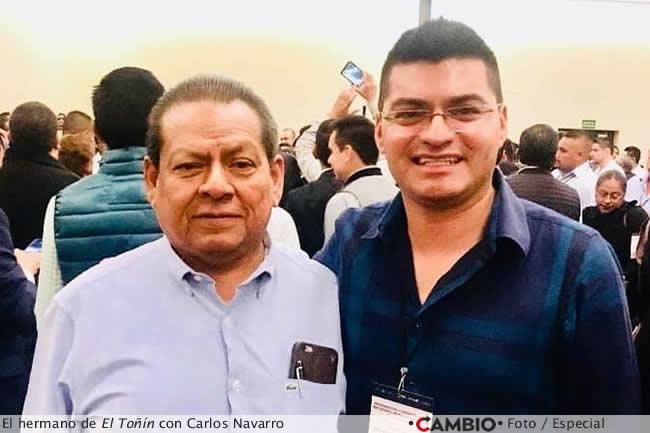 PSI de Carlos Navarro acumula dos huachiediles en el Triángulo Rojo: Palmar  y Quecholac (FOTOS Y VIDEO)
