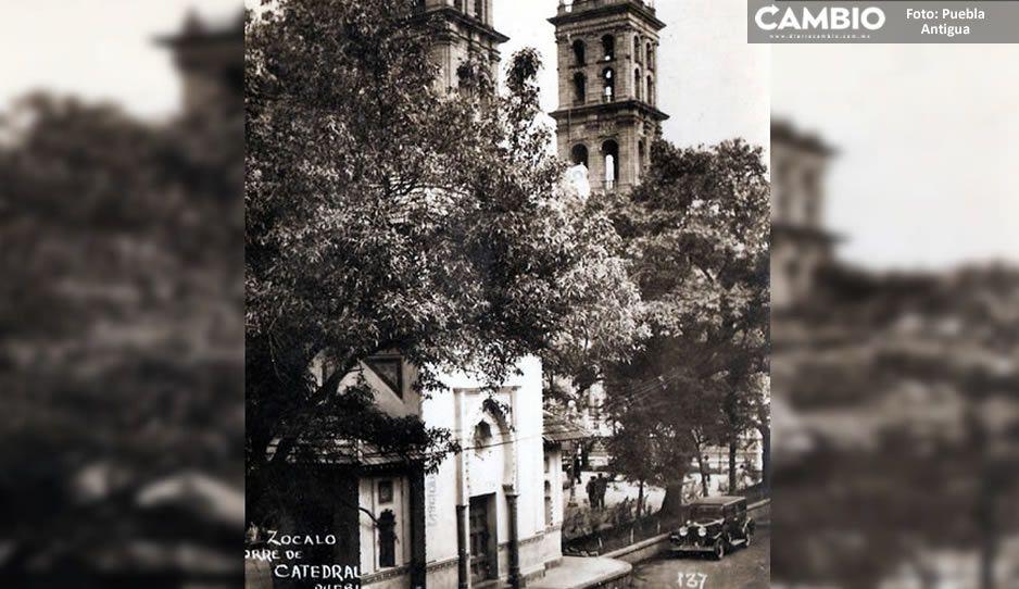 Zócalo Puebla 1929.jpg