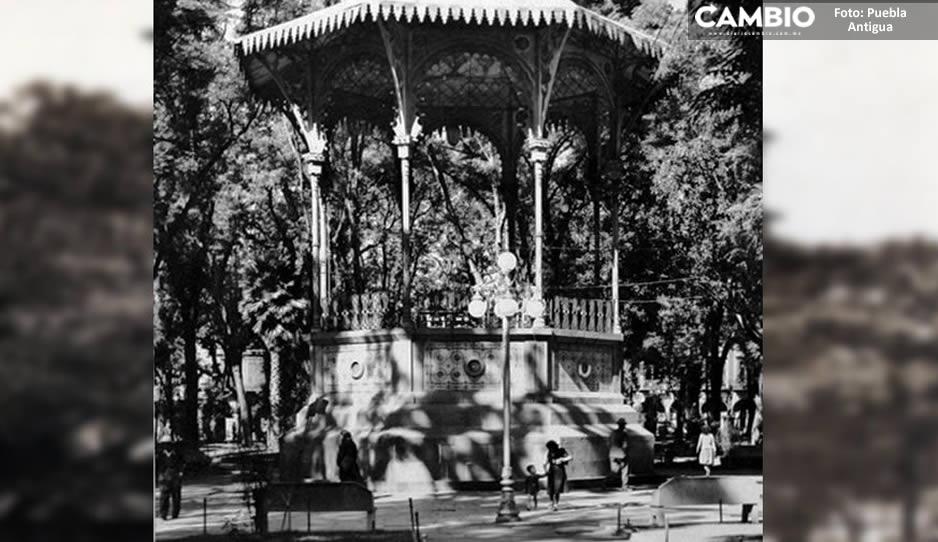 Zócalo Puebla 1942 .jpg