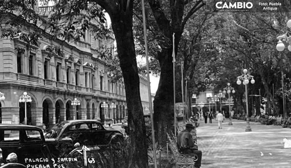 Zócalo Puebla 1967.jpg