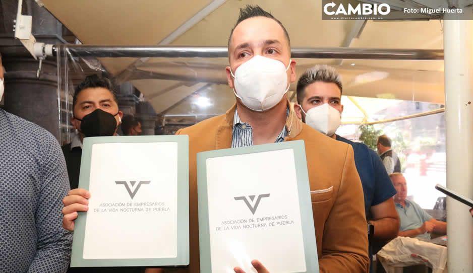 Confirman antreros que regresa la vida nocturna, legal, en Puebla (FOTOS Y VIDEO)