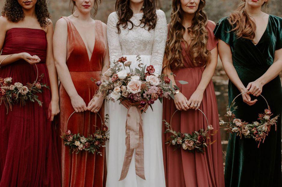 Novia obliga a sus damas de honor a perder peso; ya no quieren ir a su boda