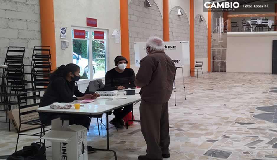 Acusa Tonantzin Fernández nula difusión de la consulta popular en San Pedro Cholula
