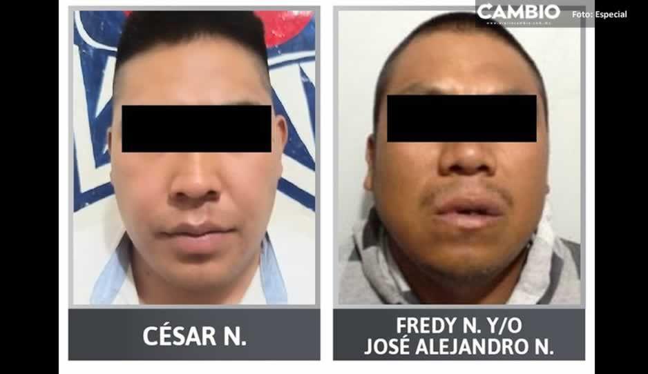 Vinculan a dos por asesinar en Puebla a exedil de Oaxaca