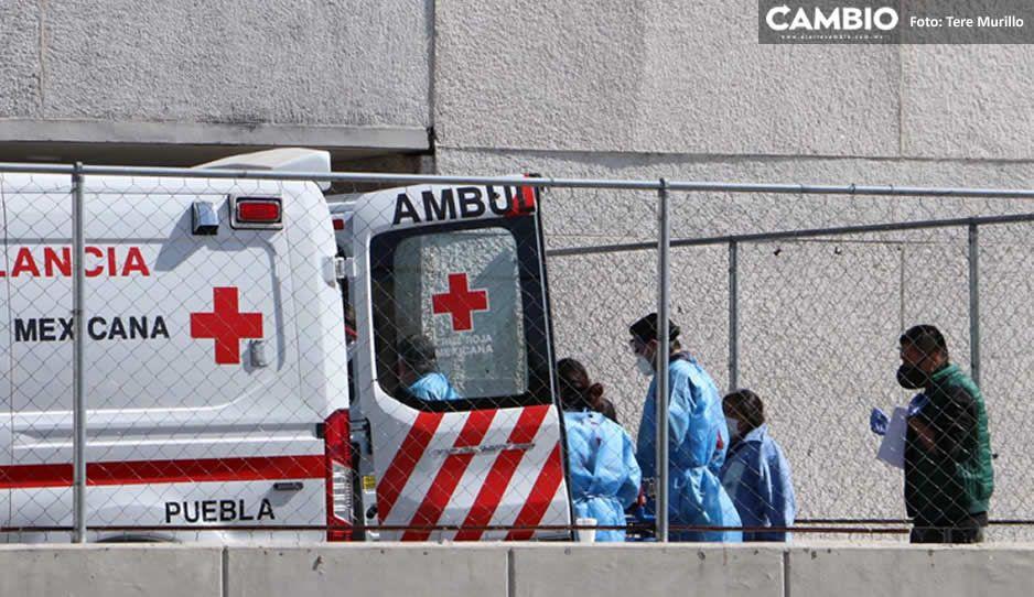 Último reporte Covid en Puebla: 31 muertos, 326 casos nuevos y 941 hospitalizaciones (VIDEO)