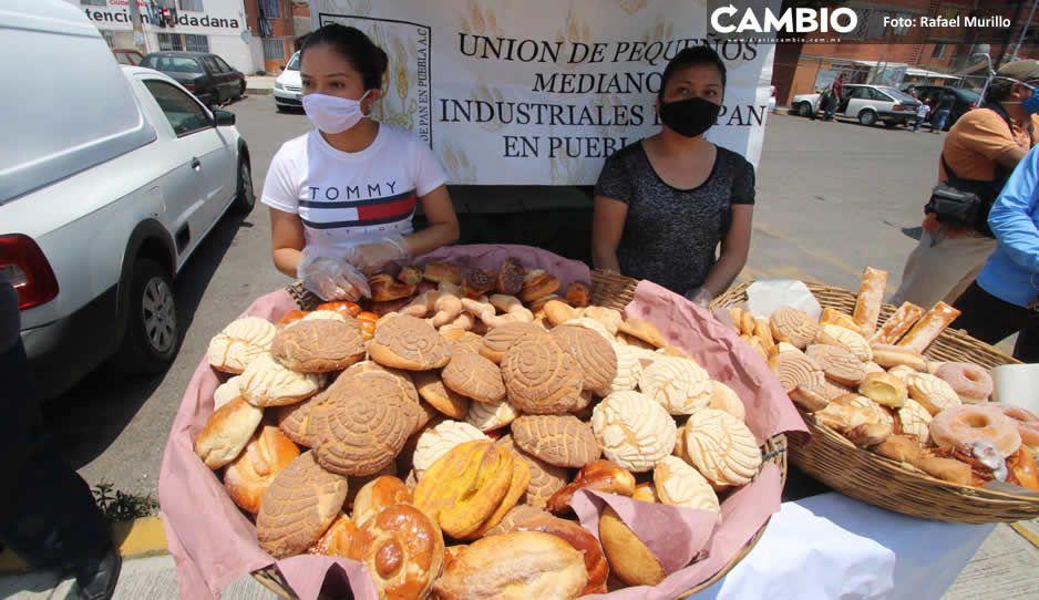 Aumentó 20 % precio del pan por incremento de costo de producción