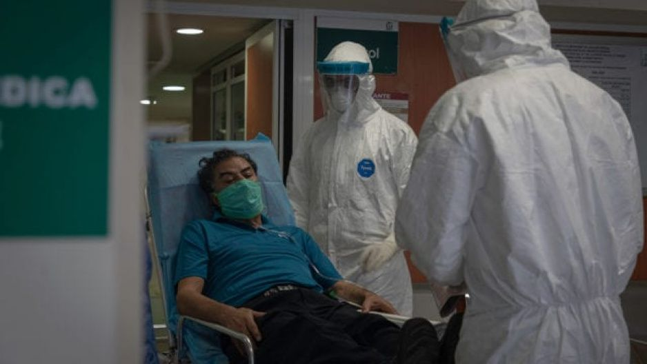 Coronavirus 17 de enero: México suma 140 mil 704 muertes y un millón 641 mil contagios
