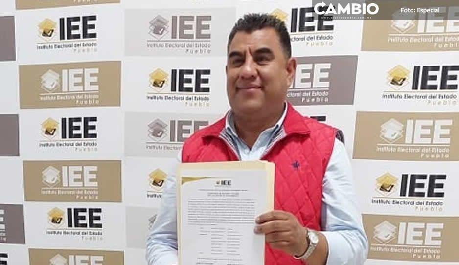 Con menos de la mitad de las actas, IEE declara ganador en Chiconcuautla