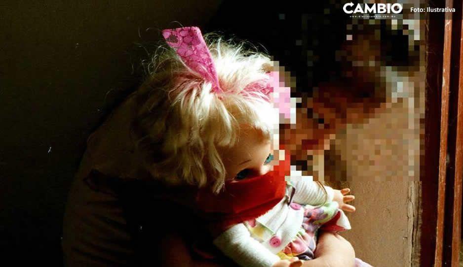 Detienen a depravado que violó a una niñita, le tomó fotos y la grabó con su celular