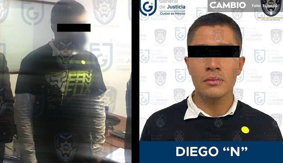 Dicta juez prisión preventiva a Diego N tras atropellar a Polly y Fernanda