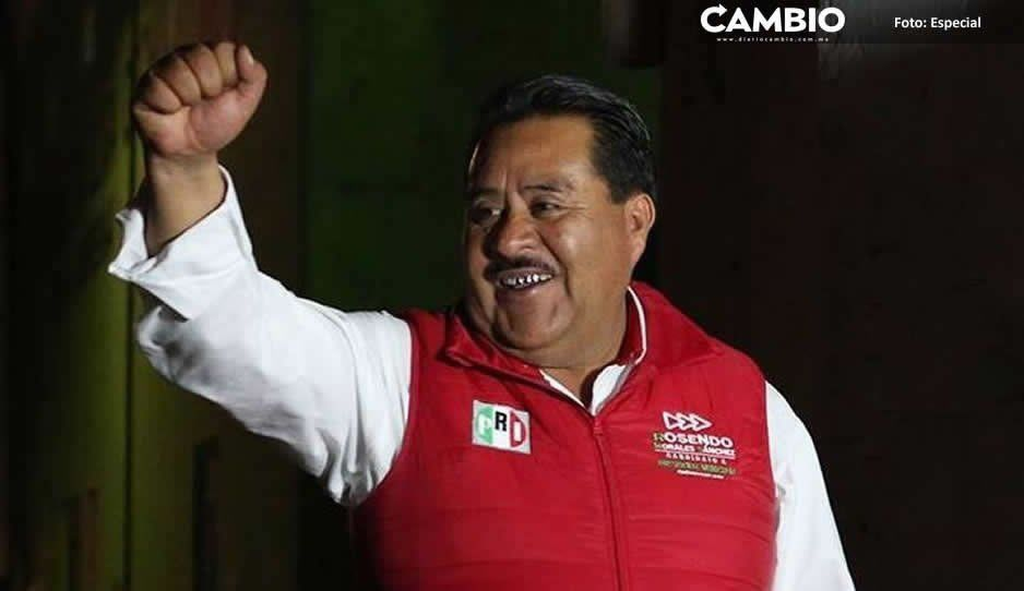 Antorchistas acusan al gobierno del estado de intentar anular eltriunfo de Rosendo Morales en Ocoyucan