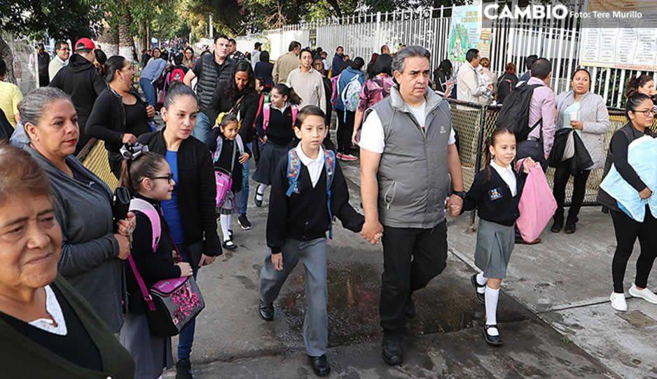 Al menos 16 millones de estudiantes han retornado las clases presenciales: SEP