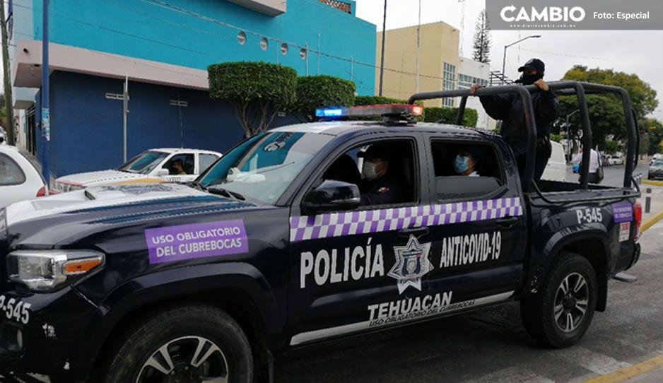 Uso de cubrebocas obligatorio se extiende dos meses más en Tehuacán