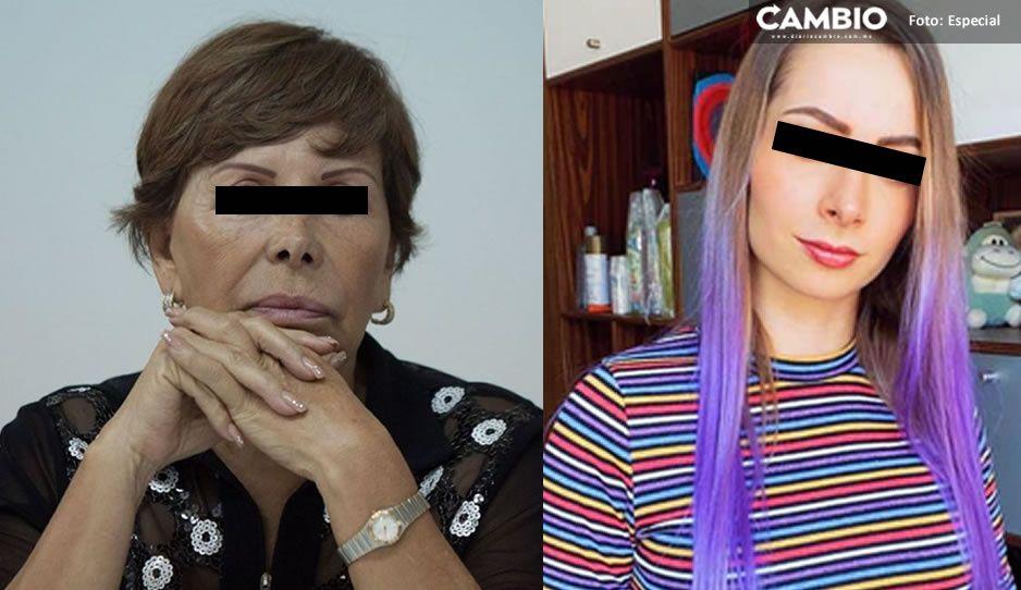 Alejandra Barrios, lideresa de ambulantes, revela que comió con YosStop en prisión