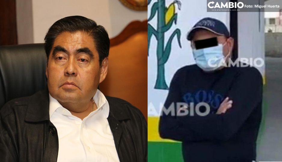 No dialogo con delincuentes: Barbosa le contesta al Toñín (VIDEO)