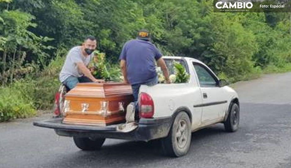 Por ser veracruzano, niegan sepultura en panteón poblano de Venustiano Carranza