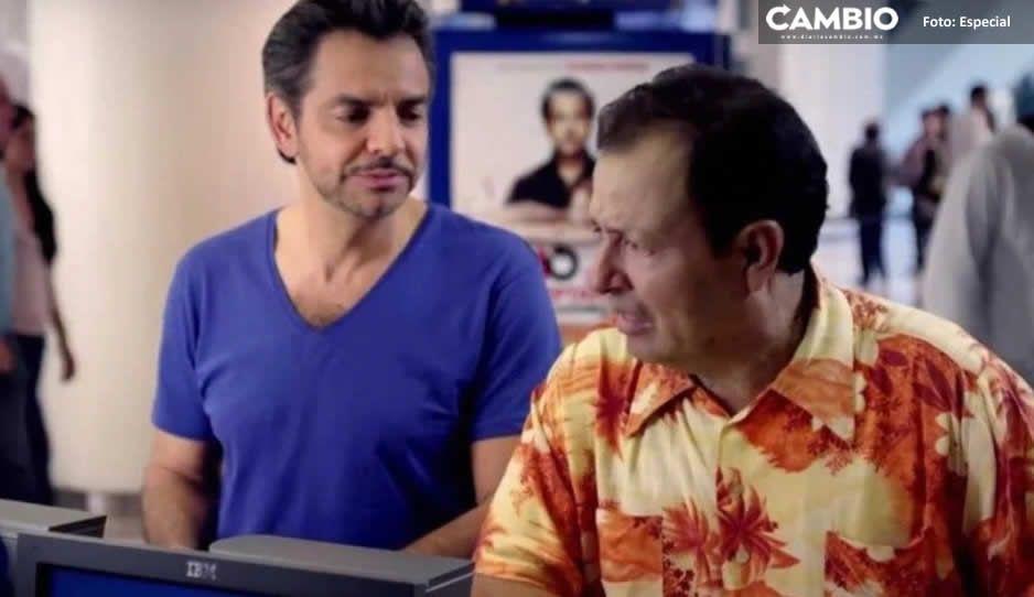 Eugenio Derbez sigue apoyando a Sammy; sus abogados se encargarán de los gastos hospitalarios (VIDEO)