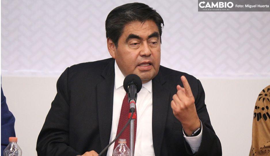 Barbosa pide al IEE certeza jurídica en el proceso electoral