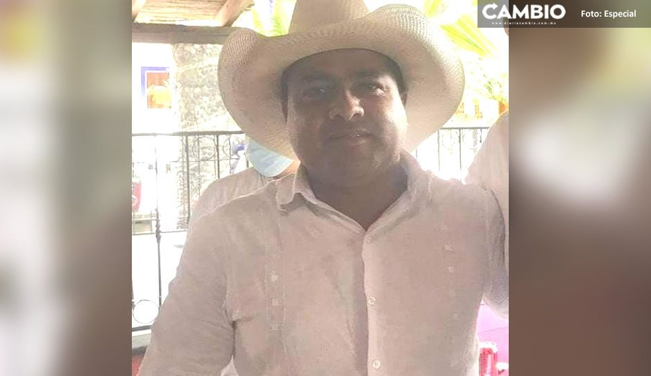 ¡En su propio negocio! Balean y ejecutan al candidato a líder cañero en Chietla