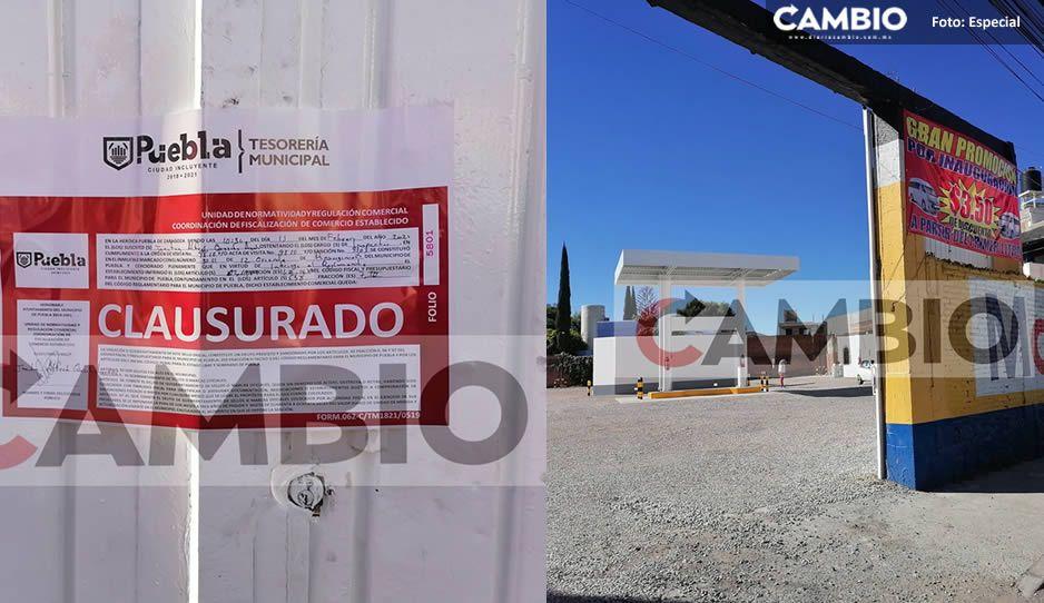 PC Municipal clausura gasera en el Resurgimiento tras manifestación de vecinos (FOTOS)