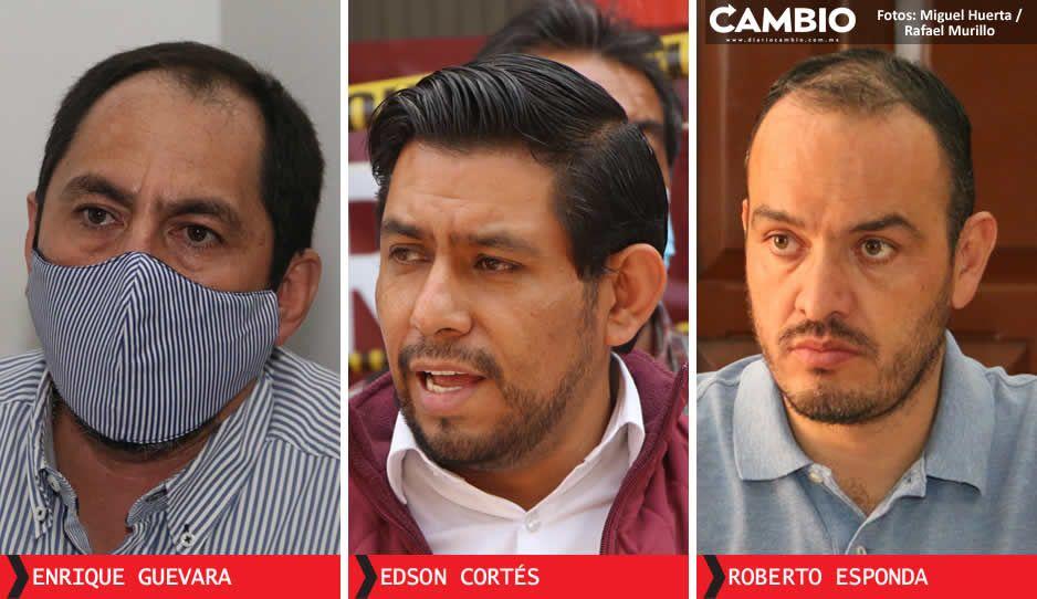 Regidores opositores a Claudia callan ante cuarto lugar nacional en inseguridad de la capital poblana