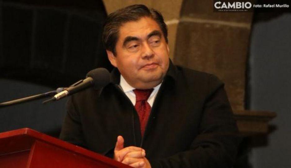 El estado está resolviendo la inseguridad en Tehuacán: Barbosa