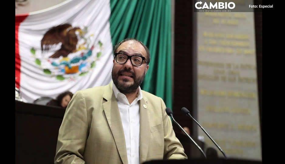 Mauricio Toledo libró el desafuero gracias al voto del PRI en la Cámara de  Diputados