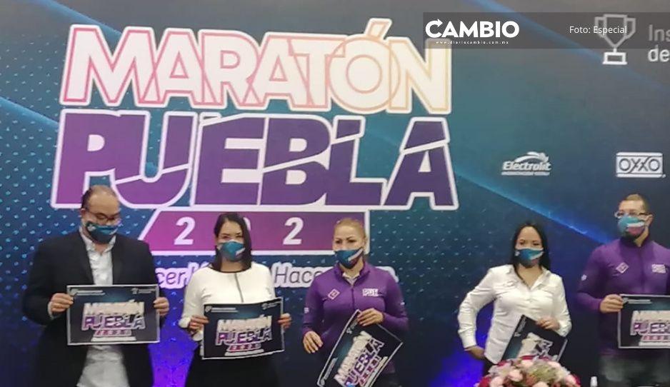 ¡A sacar los tenis! Regresa Maratón de Puebla el próximo 7 de noviembre
