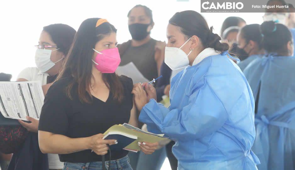 SSA organizará tres jornadas de vacunación en la capital, zona conurbada y Sierra Norte (VIDEO)