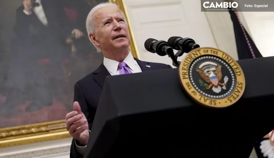 Biden se pone quisquilloso, para poder viajar a EU deberás presentar prueba negativa de Covid-19