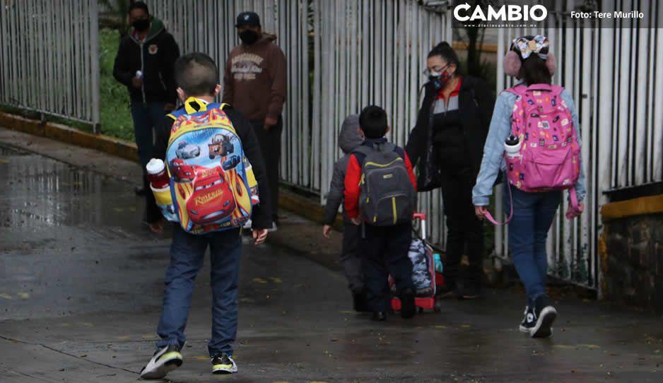 En Puebla la SSA detectó que hay 30 mil niños y niñas con comorbilidades: Martínez