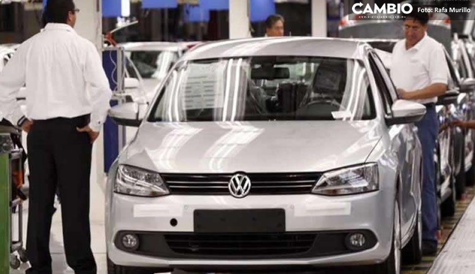Confirman otro paro técnico en Volkswagen a partir de mañana por desabasto de semiconductores