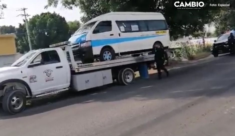 Chofer de Ruta 40 mata a ama de casa; le pasó encima y la arrastró varios metros