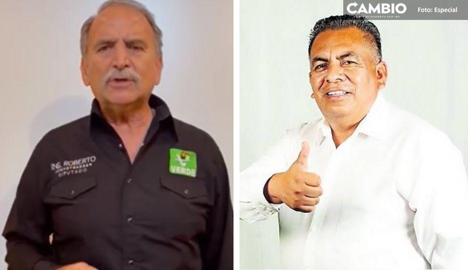 Candidato a diputado del PVEM en Amozoc se desmarca de Porfirio Lima por fingir secuestro (VIDEO)