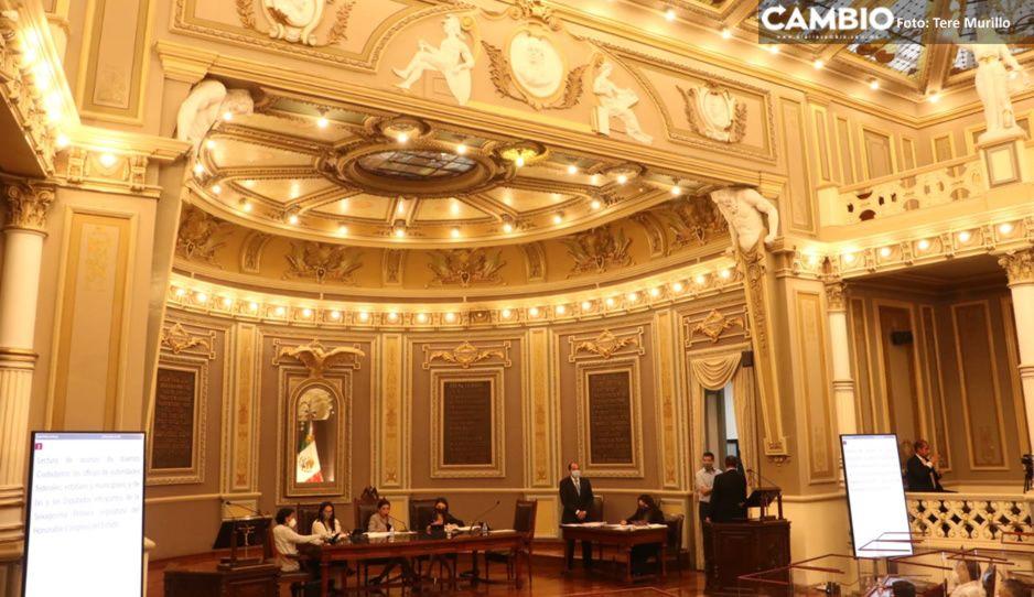 Congreso aprueba elección extraordinaria en Miahuatlán y Teotlalco el próximo 6 de marzo