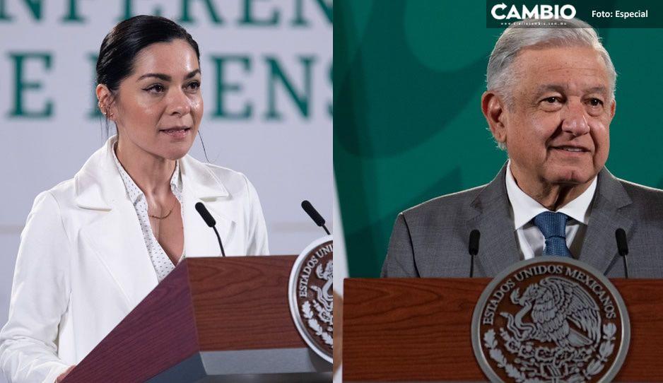 Gobierno de AMLO investigará espionaje vs periodistas en sexenio de Peña: Liz Vilchis