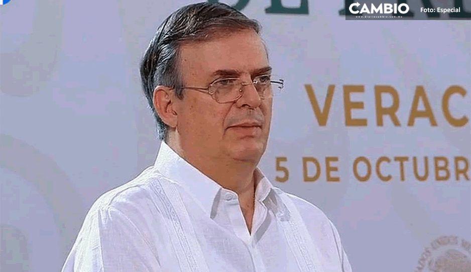 Ebrad se destapa para la Presidencia; quiere la candidatura de Morena en 2024