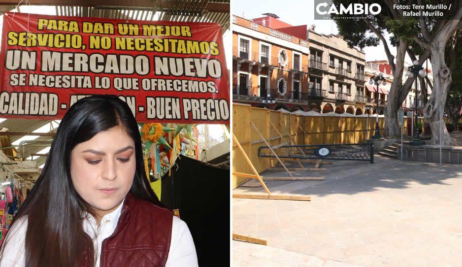 Regresa Claudia a trabajar contrarreloj para poder cumplir alguno de sus pendientes (FOTOS)