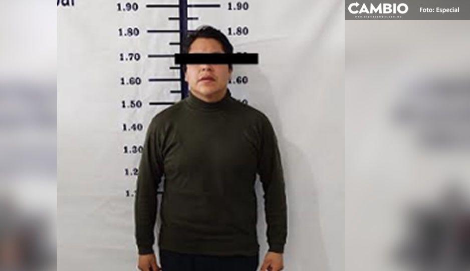 Trabajador de clínica en Texmelucan manosea e intenta violar a mujer