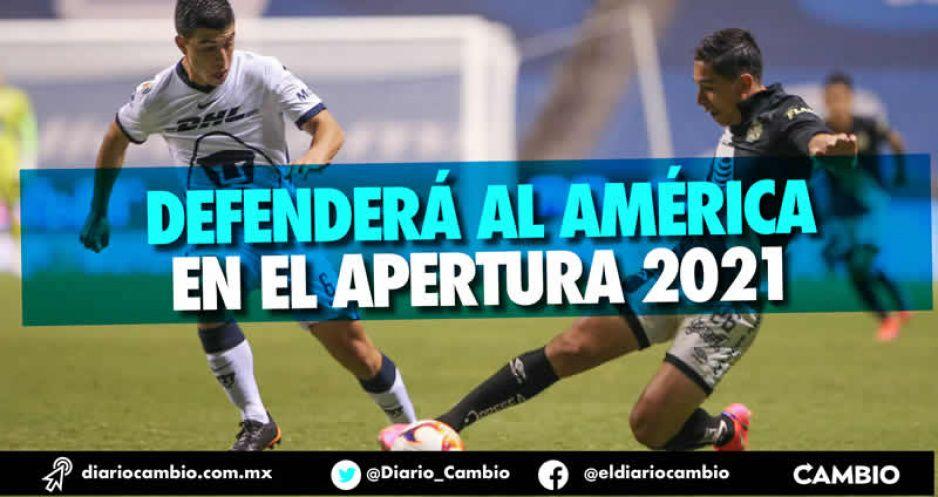 Chava Reyes fue el mejor lateral izquierdo del torneo Guard1anes, pero se irá al América